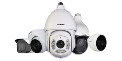 Bluee recommends the Securview Victory range of HDCVI cameras
