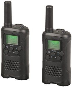 NEXTECH Rechargeable 0.5W UHF Transceiver Twin Pack