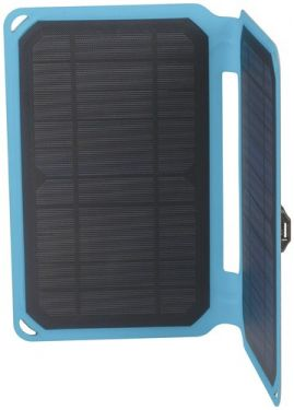 10W Solar Mobile Charger with USB Output with 1M Cable