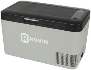 Rovin Portable Fridge 25L with Mobile App Control + USB Charger
