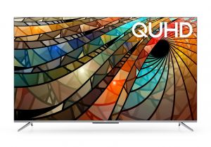 "55"" QUHD Android TV"