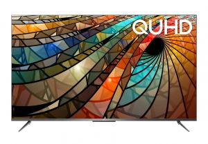 "75"" QUHD Android TV"