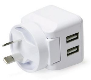 Dual Port USB Wall Charger 3.4A