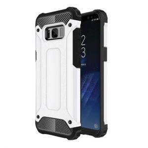 Dual Layer Though Case for Samsung Galaxy S8 Plus