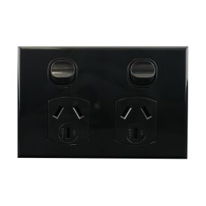 Double Power Point – BLACK