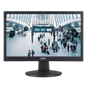 Front view of Acer 19 inch computer monitor.
