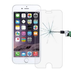 Apple iPhone 7 or 8 Tempered Glass Screen Guard