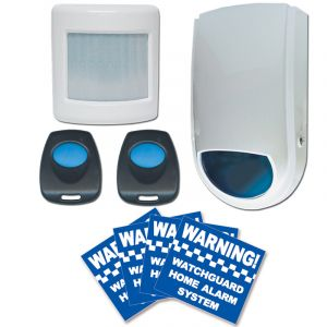 Watchguard Budget Wireless Home Alarm System