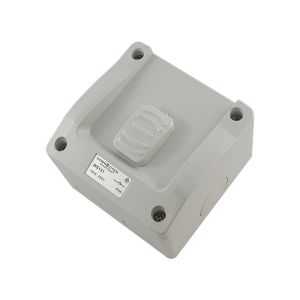 1 Gang Weatherprotected Surface Switch 15a 250v IP66